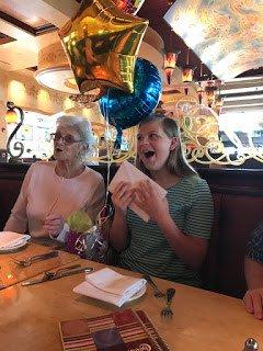 Happy 12th Birthday Emily!