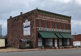 Historic Building in Guthrie Oklahoma