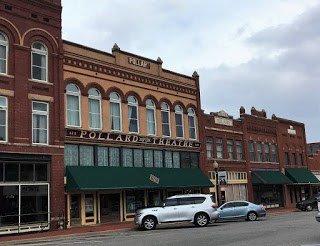 Pollard Theater Guthrie Oklahoma