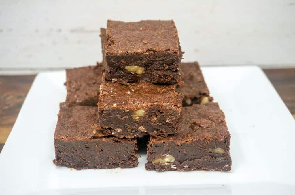 One-Bowl Brownies