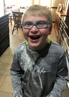 Covered in Flour