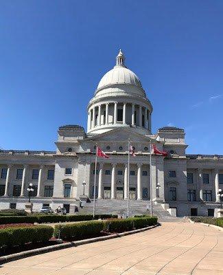 Spring Break Adventure – Arkansas State Capitol