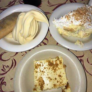Dessert Buffet at Brown's Country Restaurant
