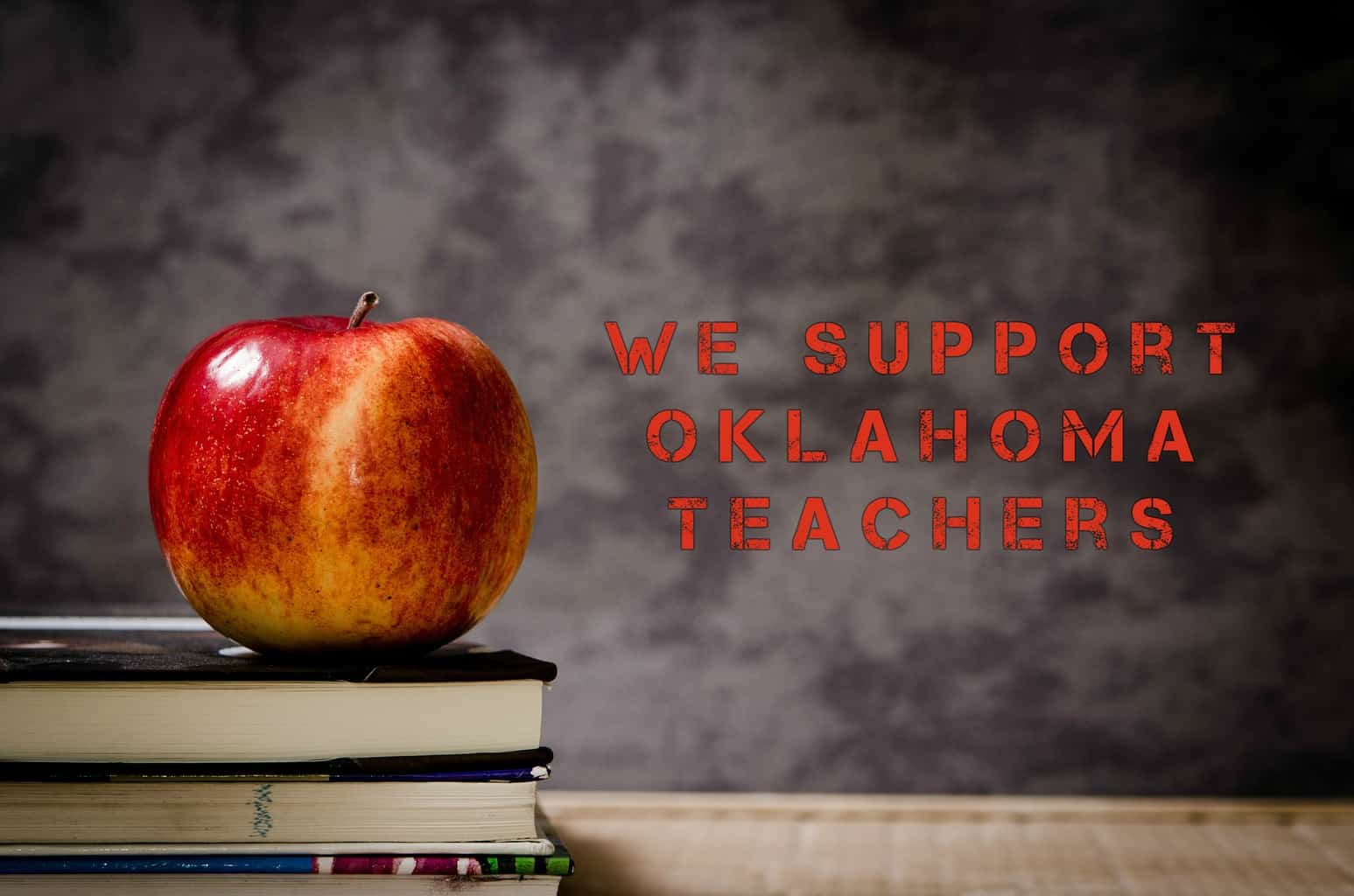 We Support Our Teachers