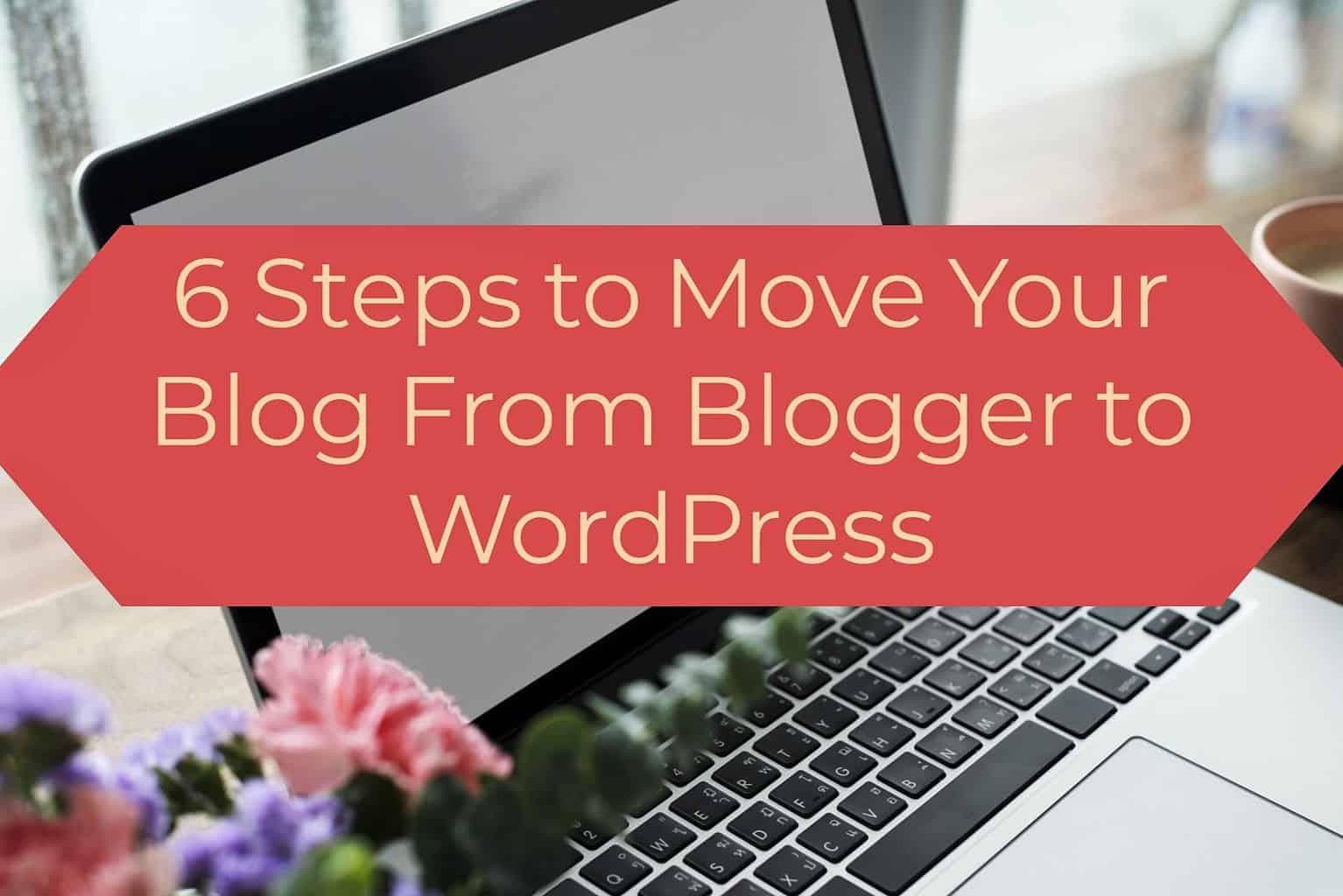 Blogger to WordPress