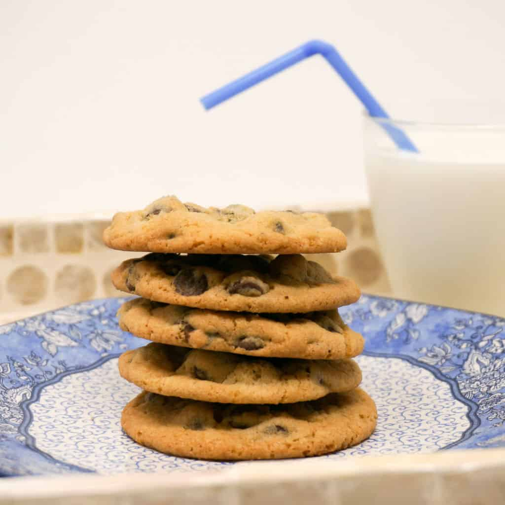 Chocolate Chip Cookies Semi-Sweet Chips