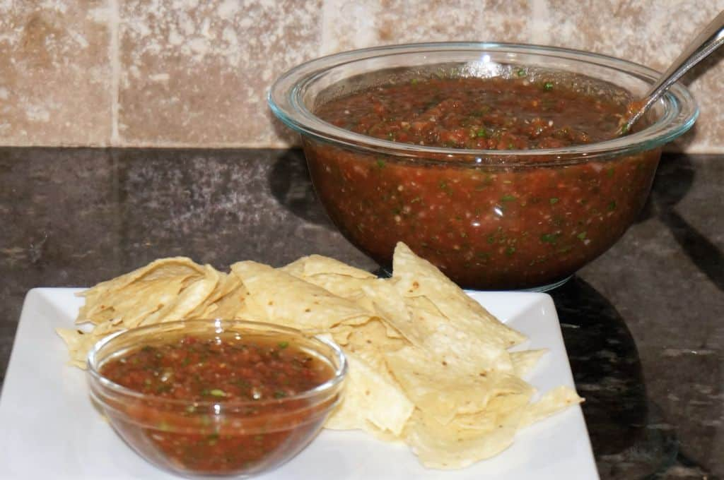 10-minute Salsa