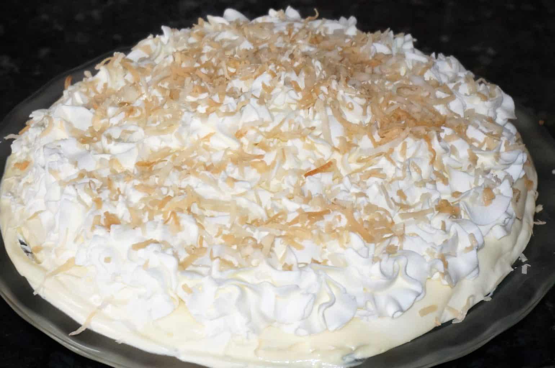 Creamy Dreamy Banana Cream Pie
