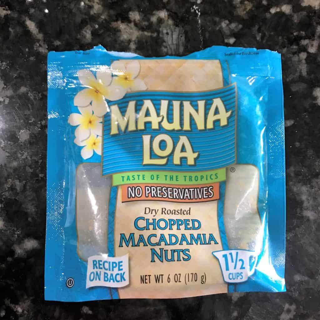 Manua Loa Macadamia Nuts