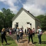 Harm Homestead School House