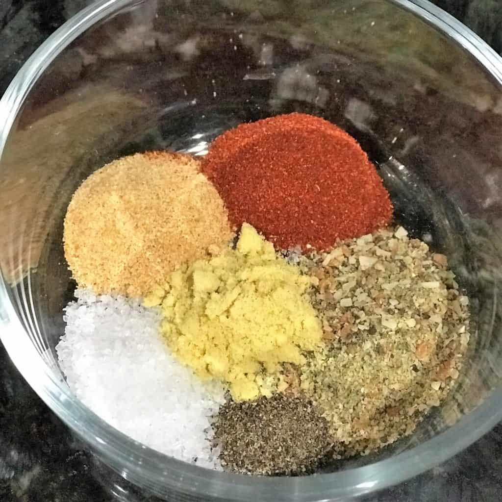 Chicken Spices