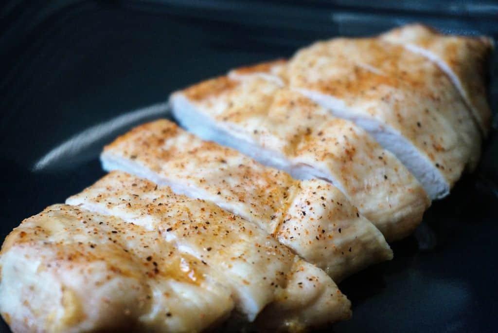 Air Fryer Juicy Chicken Breast