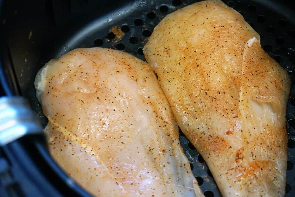 Chicken Breast No Oil