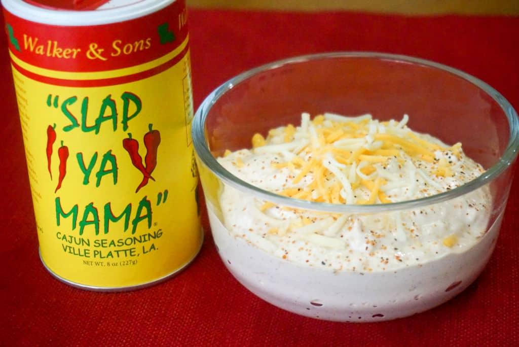 Slap Ya Mama Spicy Dip