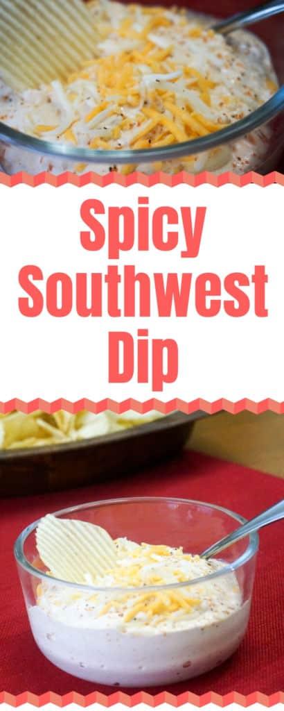 Spicy Southwest Dip