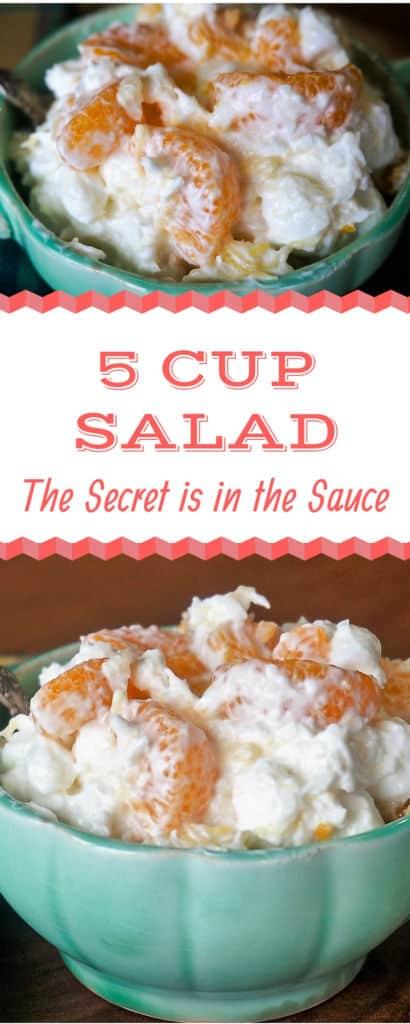 5 Cup Salad