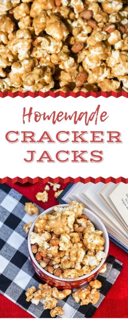 Homemade Cracker Jacks