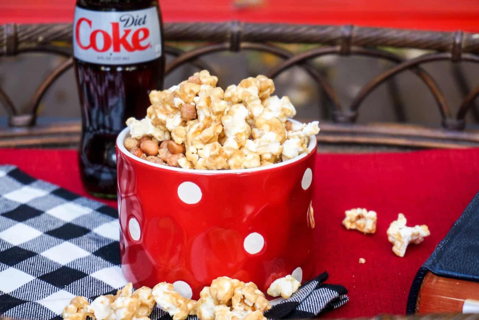 Cracker Jacks Caramel Popcorn with Peanuts