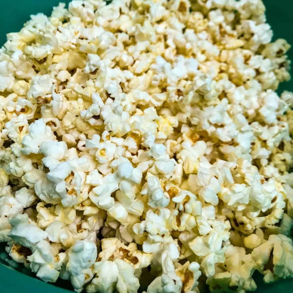 Popcorn for Caramel Corn