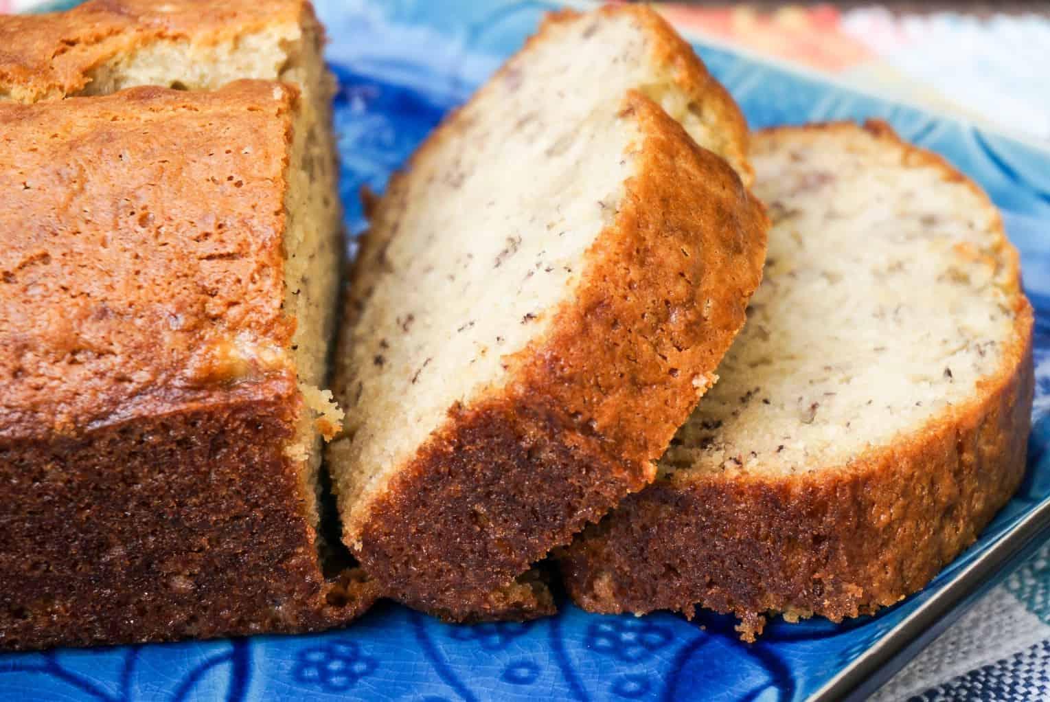 One-Bowl Banana Nut Bread
