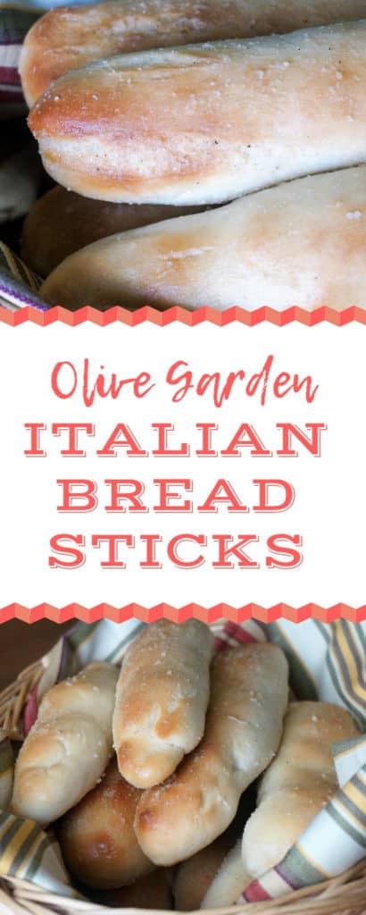 Olive Garden Italian Breadsticks