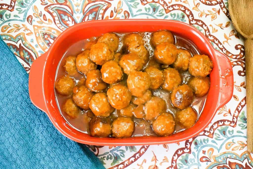 Mushroom Meatballs with Gravy