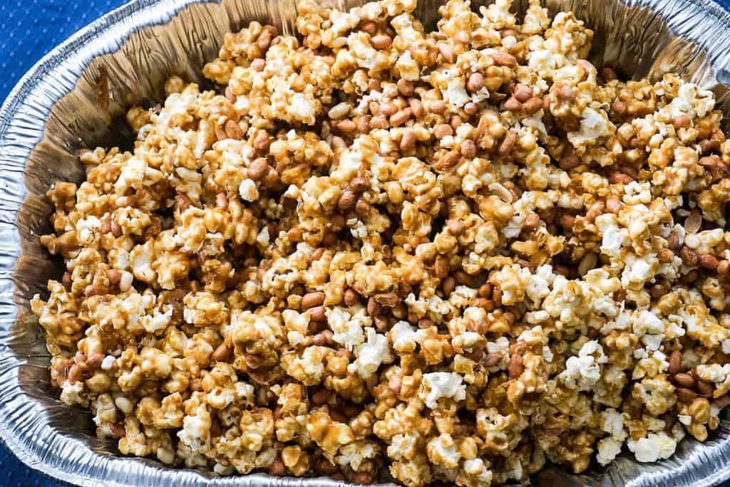 Caramel Popcorn Ready to Bake