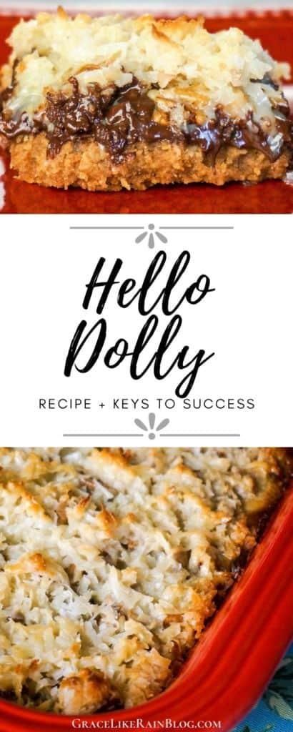 Hello Dolly 7-Layer Bars
