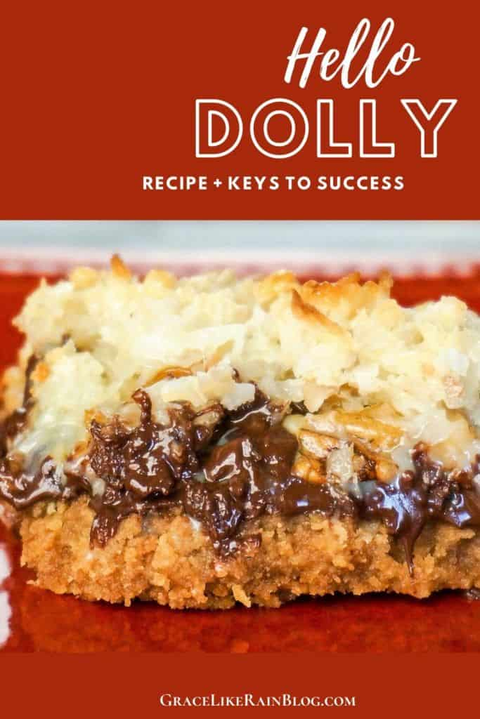 Hello Dolly Bars