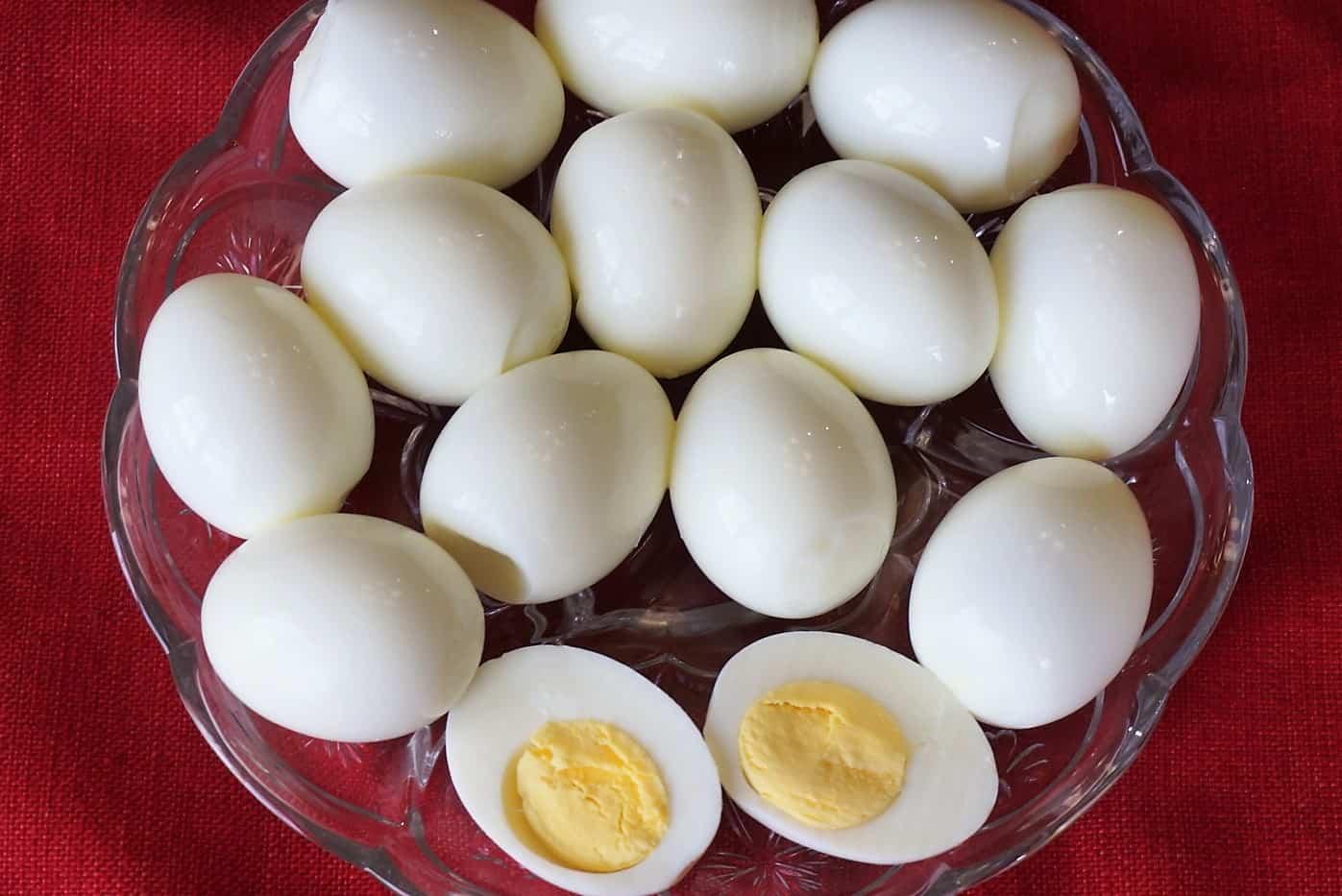 Instant Pot Hard-Boiled Eggs