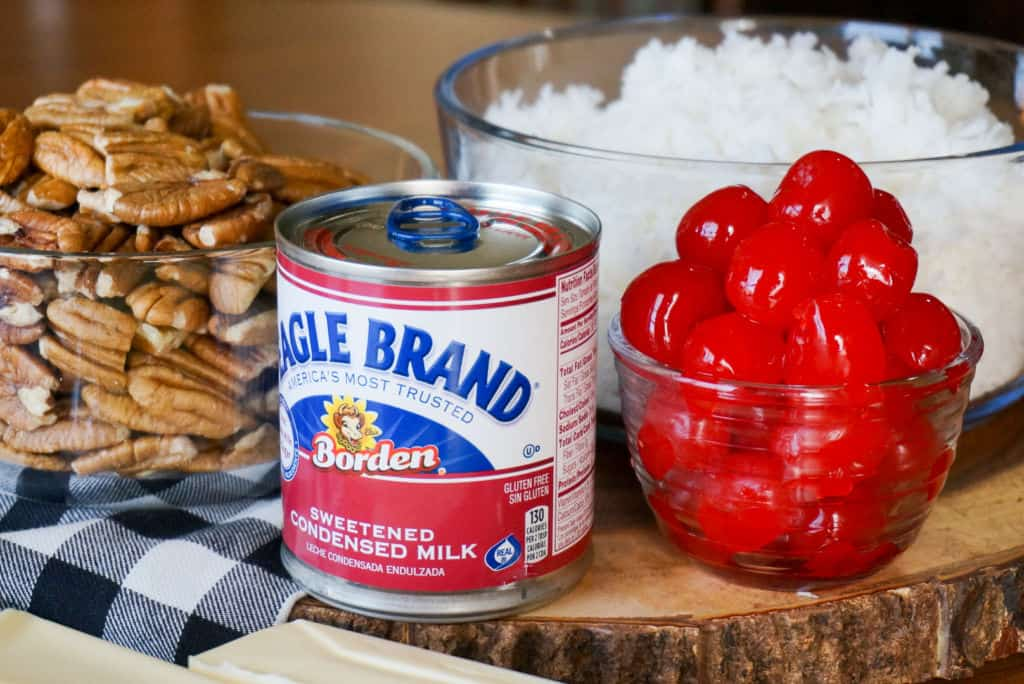 Martha Washington Candy Ingredients
