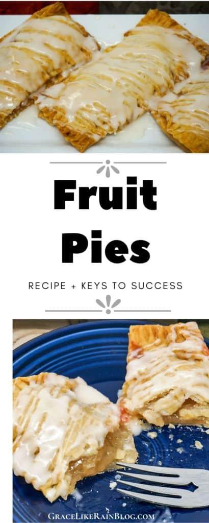 Air Fryer Fruit Pies