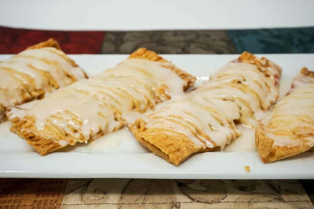 Air Fryer Fried Pie Glaze