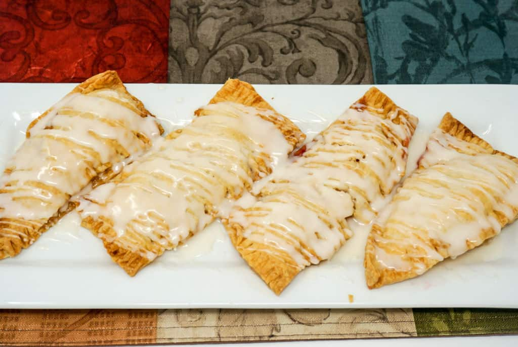 Air Fryer Pies with Pie Crust