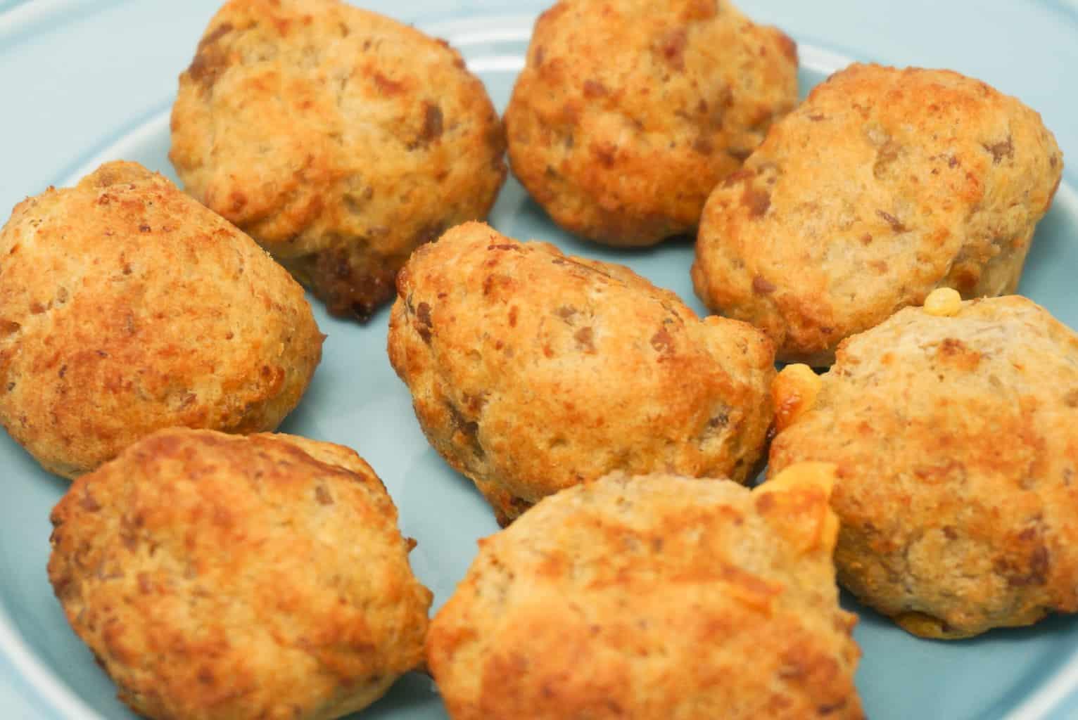 Sausage Balls in Air Fryer