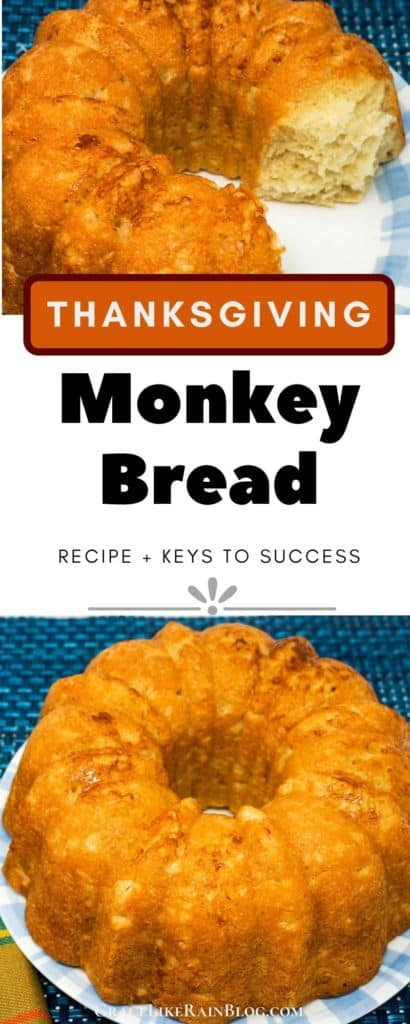 Thanksgiving Monkey Bread