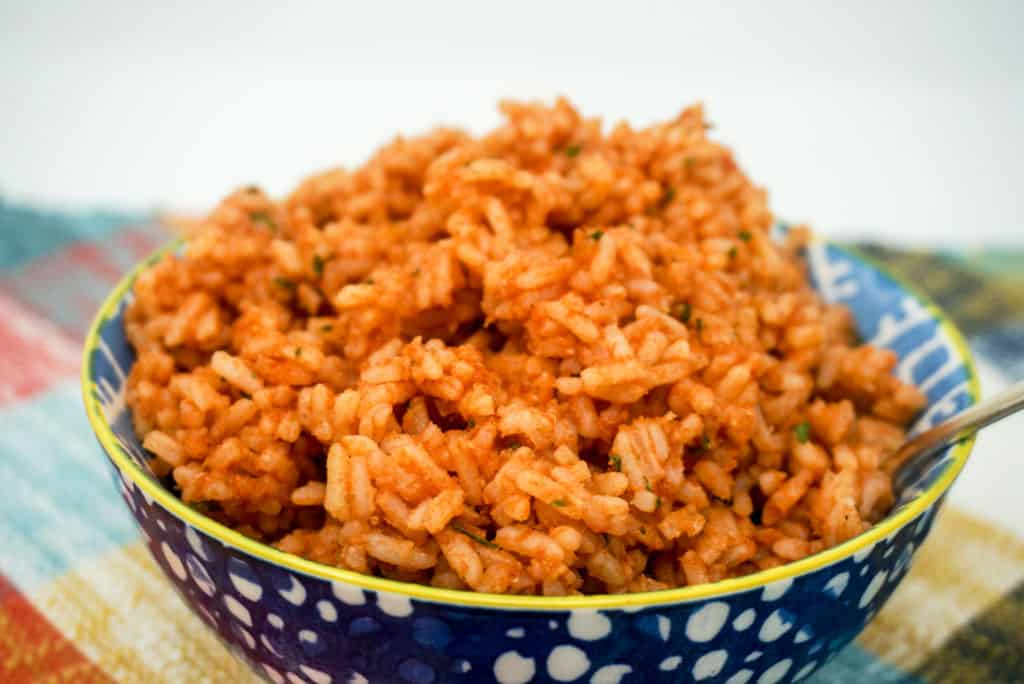 10-Minute Mexican Rice