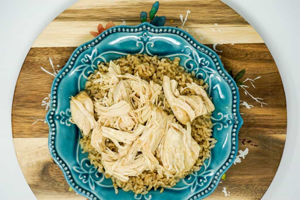 Instant Pot Chicken and Gravy