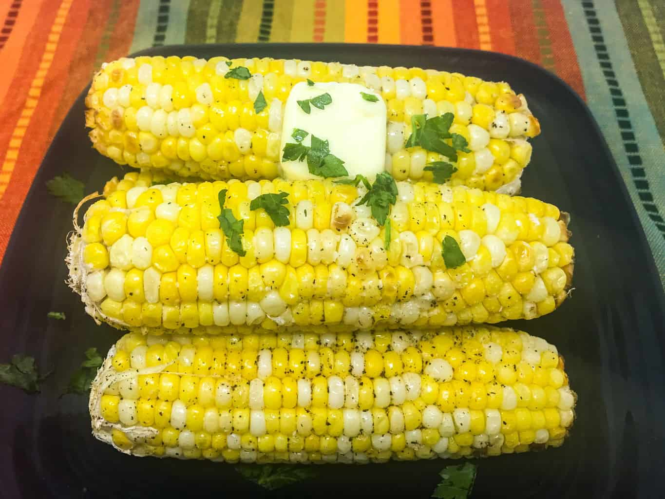 Corn in the Air Fryer