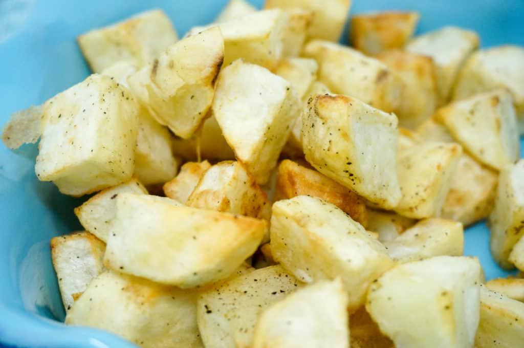 Home Fries in Air Fryer
