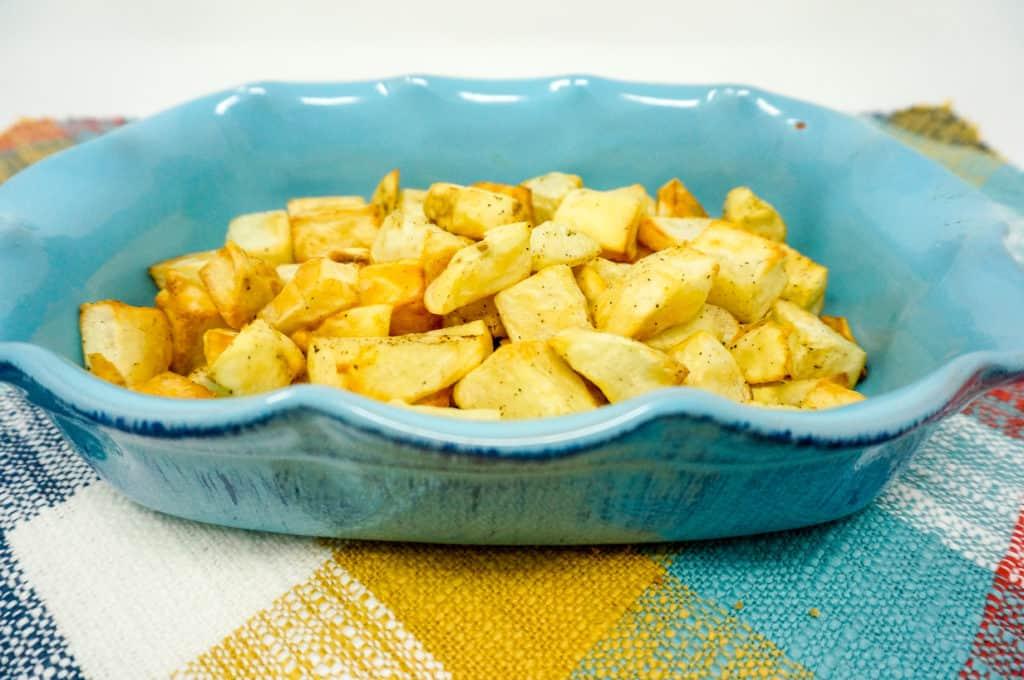 Air Fried Home Fries