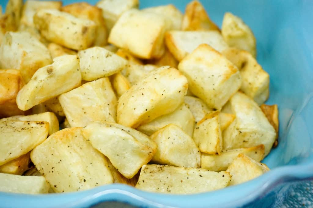 Crispy Air Fryer Home Fries