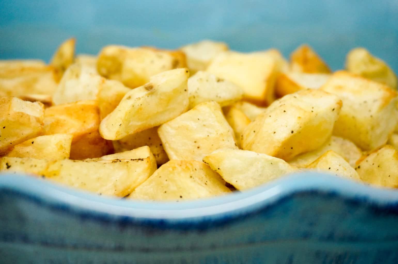 Air Fryer Crispy Home Fries