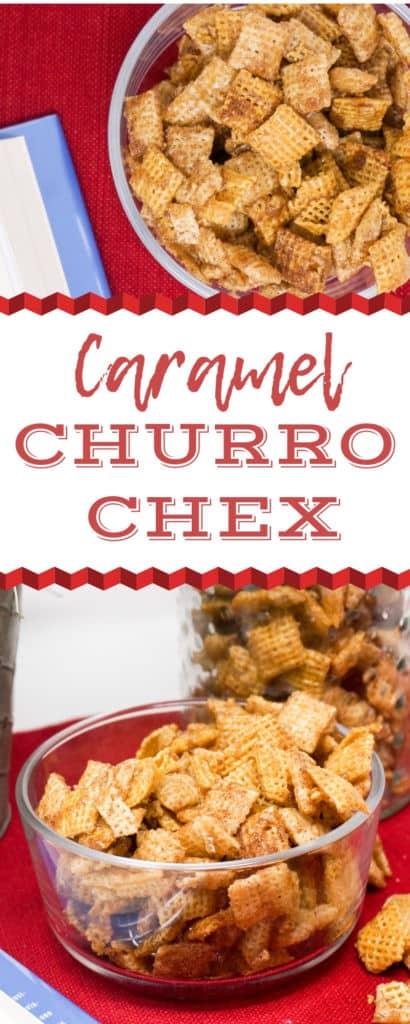 Churro Chex