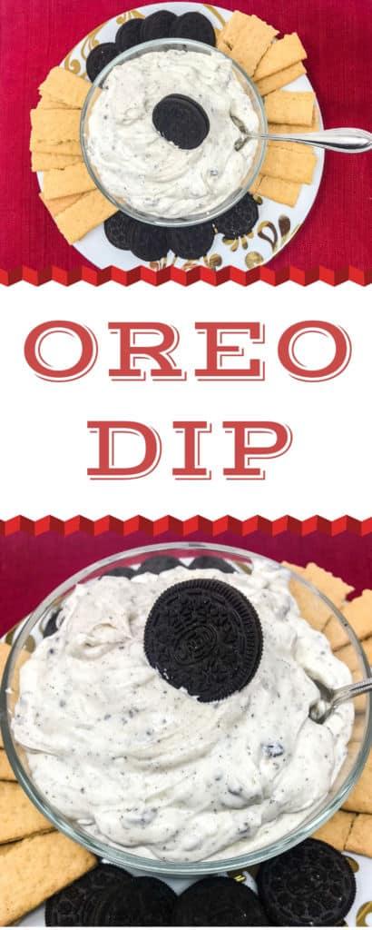 Oreo Dip