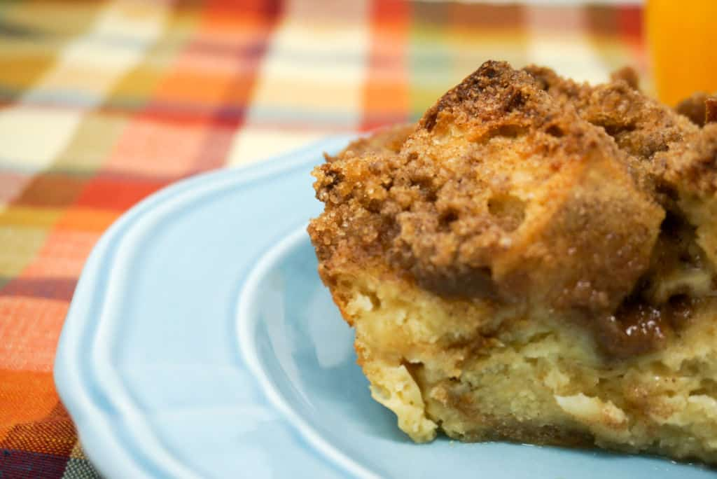 Make-Ahead Baked French Toast