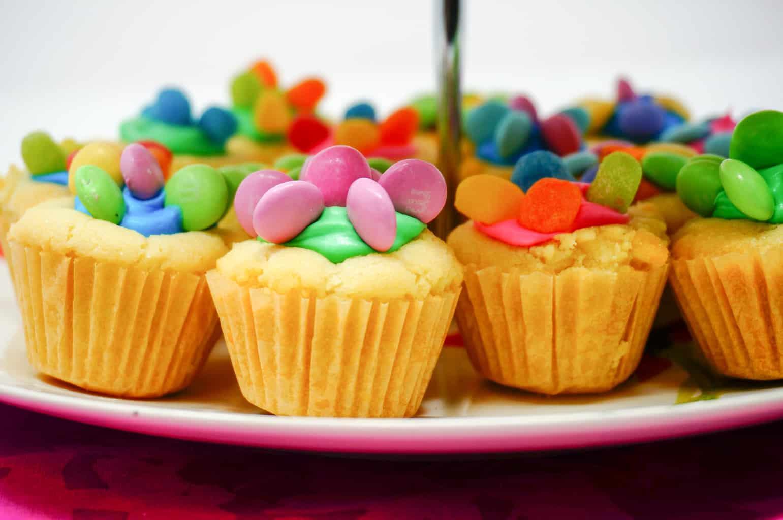 Easter Sugar Cookie Cups