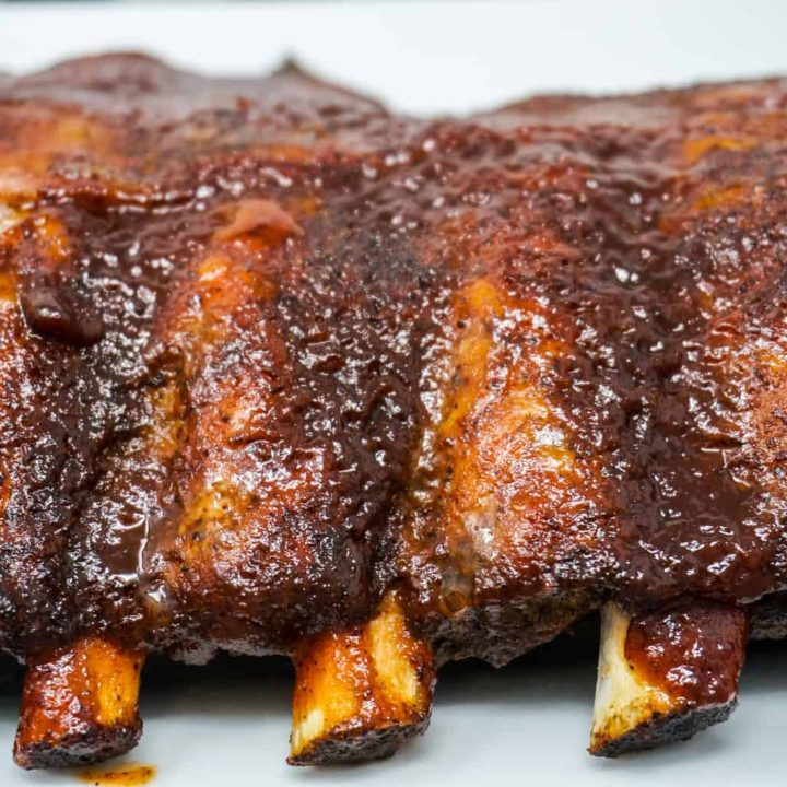 Baby Back Ribs made in Instant Pot