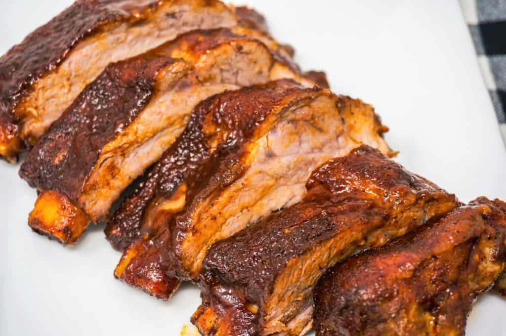 Meaty Pork Ribs Instant Pot