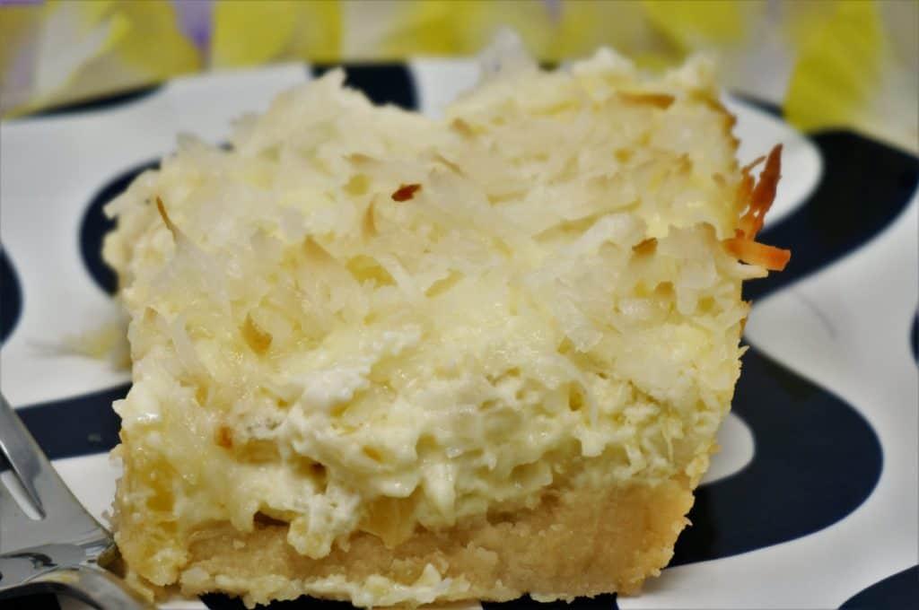 Hawaiian Cheesecake Bars Recipe
